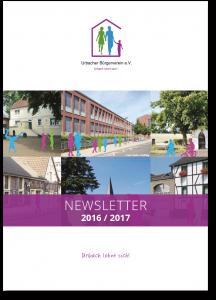 Unser Newsletter 2016